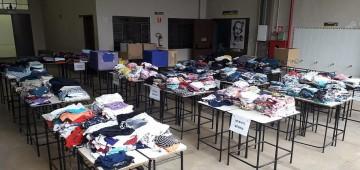 Fundo Social prorroga projeto de doação de roupas que acontece no Centro Cultural