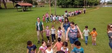 """Secretaria promove programação de férias na Sala Verde """"Sabiá"""""""