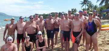 Avaré é vice-campeã em maratona aquática