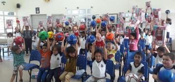 Fundo Social faz doação de brinquedos a escolas municipais