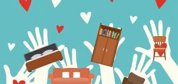 Fundo Social inicia arrecadação de móveis e eletrodomésticos