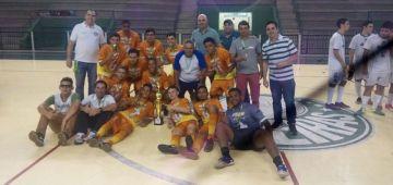 Avaré é campeão Sub 17 de futsal da Copa Palmeiras