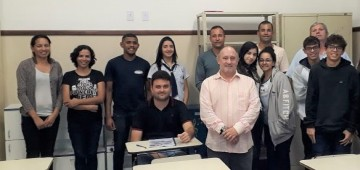 Programa estadual inicia curso de Auxiliar de Logística