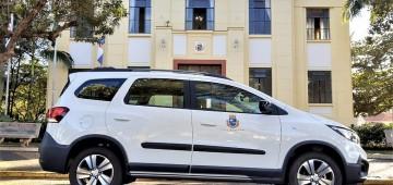 Novo veículo da Assistência Social será utilizado pela equipe do Bolsa Família