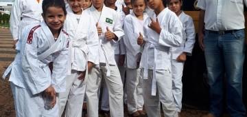 Aulas de judô melhoram rendimento de alunos da Barra Grande