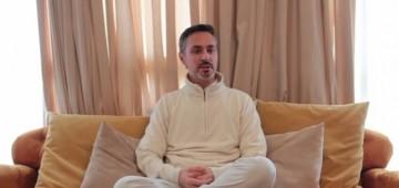 Palestrante discute mistérios da existência segundo a filosofia oriental