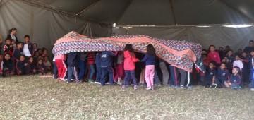 Mais de dois mil alunos participaram da Quinzena do Folclore