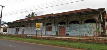 Cultura busca parcerias para reocupar antiga estação
