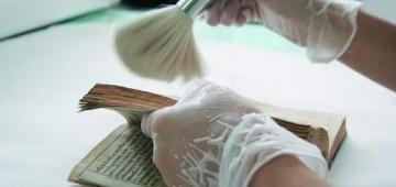Conservação de livros e documentos é tema de oficina gratuita