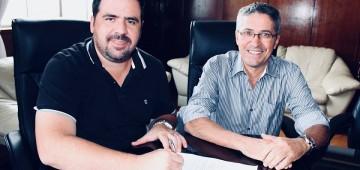Abelardo Ferreira Mendes é o novo secretário de Serviços
