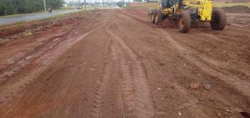 Prefeitura segue com rotina de manutenção na infraestrutura rural e urbana