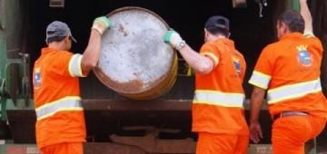 Secretaria comunica que não haverá coleta de lixo