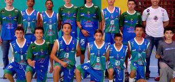 Basquete masculino vence equipe de Lacanga