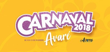 Conheça a Programação do Carnaval 2018