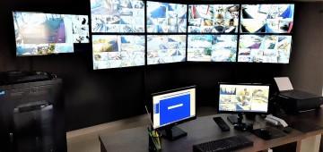 Prefeitura e Polícia Militar estudam parceria para ampliar monitoramento eletrônico em Avaré