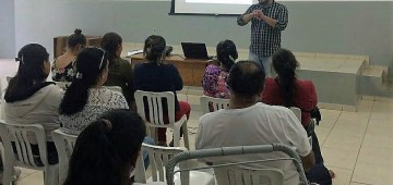 Semads promoveu palestra sobre prevenção ao suicídio