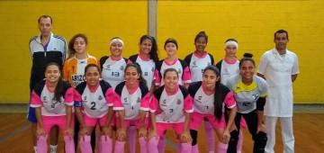 Futsal feminino avança para as quartas de final dos Jogos Regionais