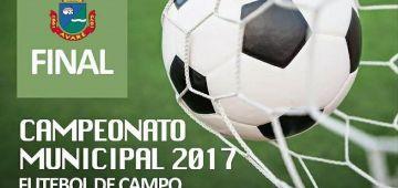 América e Ponte Preta disputarão a final do Municipal de Futebol