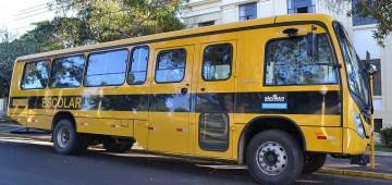 Novo ônibus vai reforçar frota escolar após fim da pandemia