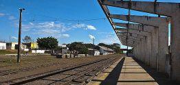 Prefeitura pede permissão de uso da estação ferroviária