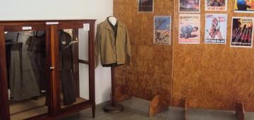 Museu reabre mostra sobre 2ª Guerra Mundial