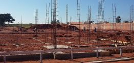 Prefeitura retoma obras do CEI