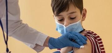 Dois novos grupos são vacinados contra a Covid a partir de quarta-feira, 8