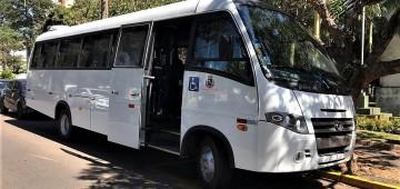 Prefeitura adquire novo micro-ônibus para Saúde
