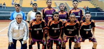 Futsal da SEME estreia no Cruzeirão com vitória