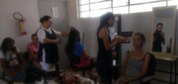 CRAS IV celebrou a Semana da Mulher no Jardim Presidencial