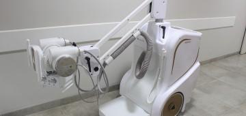 Pronto Socorro Municipal ganha equipamento móvel de raio-x