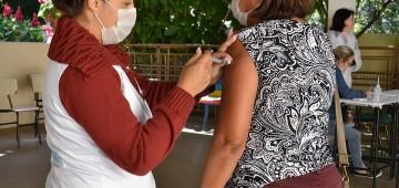 Mais de 90% dos idosos já foram vacinados contra a gripe em Avaré
