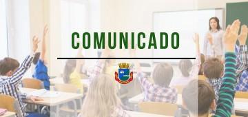 Horário de aulas durante o jogo do Brasil