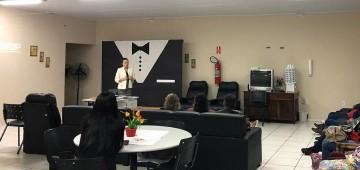 Encontro socioeducativo movimenta o Centro Dia do Idoso