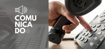 Prefeitura orienta sobre contato telefônico