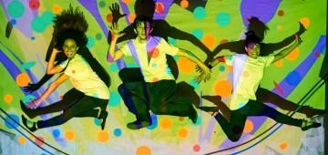 """""""Splash"""" traz circo, teatro e dança no Centro Cultural"""