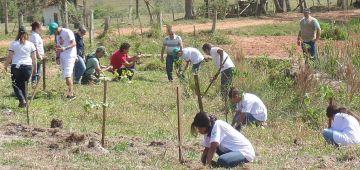 Meio Ambiente definiu a nascente modelo do município