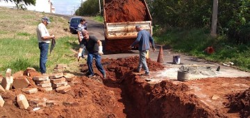 Prefeitura dá atenção especial a manutenção do município