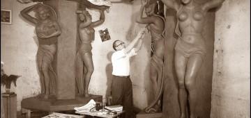 Reunião prepara agenda do Ano do Escultor Fausto Mazzola