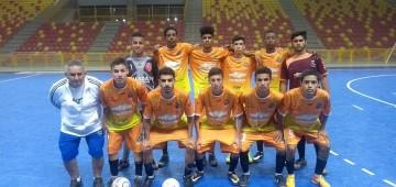 Futsal masculino de Avaré vai à final da Copa Infantil do Estado