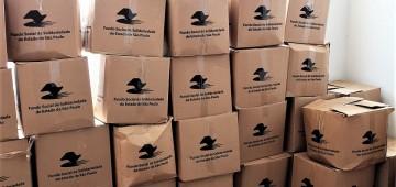 Fundo Social está distribuindo agasalhos arrecadados