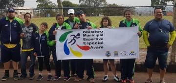 Atletismo de Avaré conquista medalhas