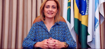 Érica Alves deixa a Semads