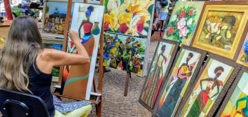 """Largo São João será palco do """"1º de Maio com Arte"""""""