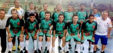 Futsal da SEME vence na estreia da Copa TV Tem