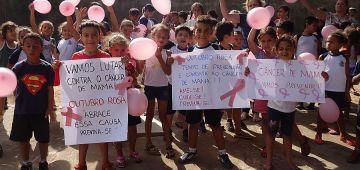 """Secretaria da Educação adere ao """"Outubro Rosa"""""""