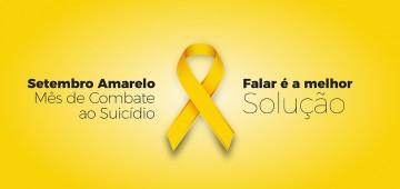 Setembro Amarelo promove a valorização da vida