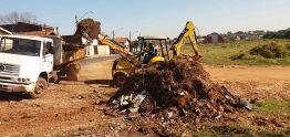 Prefeitura promove manutenção no  município
