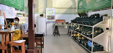 Mercadão inaugura box exclusivo para venda de alimentos orgânicos