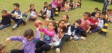 Escolas promoveram atividades na Semana da Criança